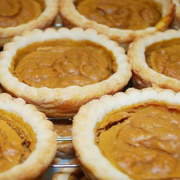 Pumpkin Tart Recipe | Tarts | Pinterest