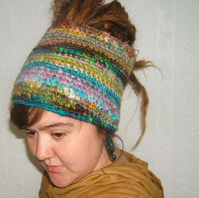 Crocheting Dreads : dreadlock #dreads #crochet #hat Crochet Inspiration Pinterest