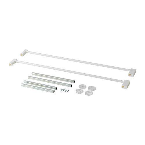 Ikea Alang Floor Lamp Nickel Plated Gray ~ PATRULL KLÄMMA Safety gate extension  IKEA