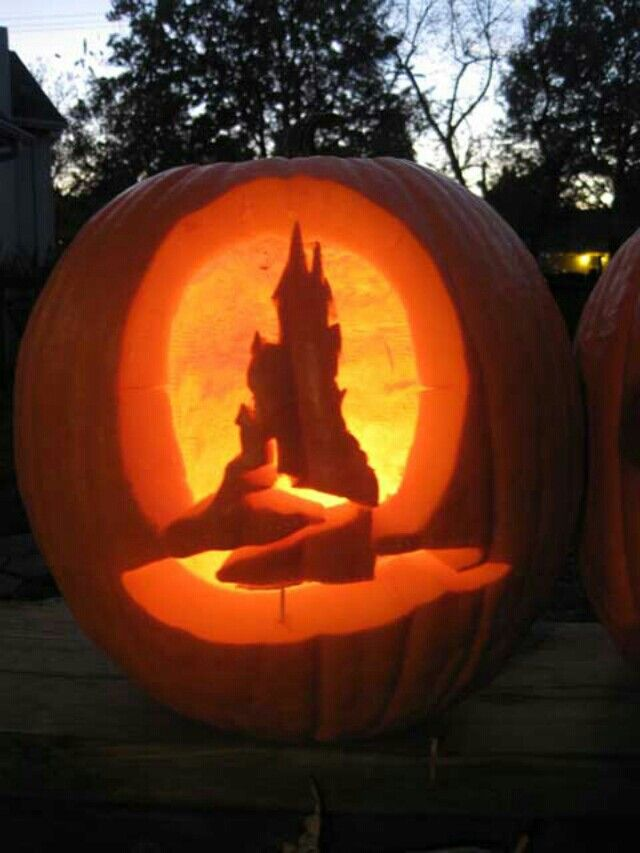 Halloween Pumpkin Carving Ideas Diy Pinterest