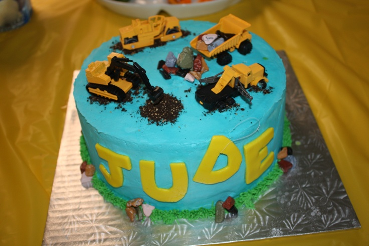 Construction Truck Birthday Cake Ideas 86025 Construction