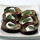 Grilled Eggplant with Yogurt Sauce | Cooking - Veggies Galour | Pinte ...