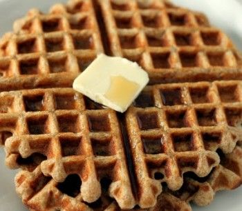 Multi-Grain Waffles | My Kind of Breakfast... | Pinterest