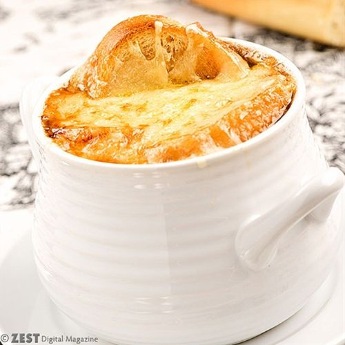 french onion soups