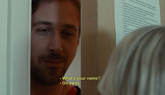 blue valentine actors