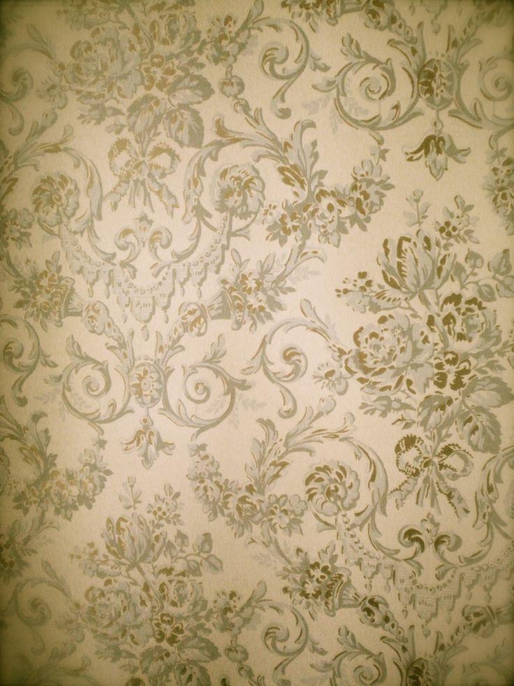 Victorian wallpaper for walls