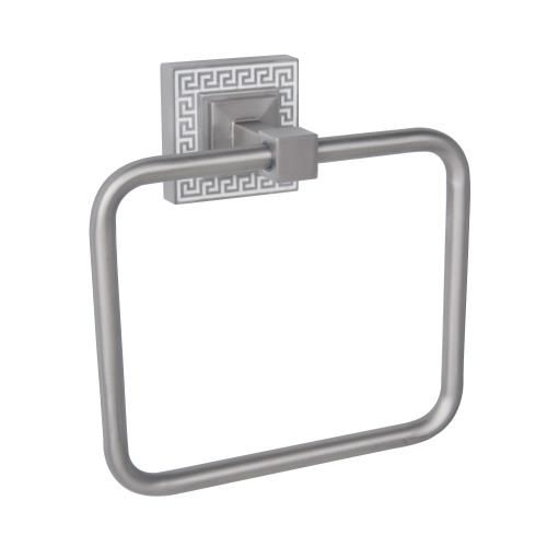 click twice for updated pricing and more info) Greek Key - Towel Ring ...