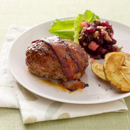 Turkey Couscous Meatloaves | Meat Lovers | Pinterest