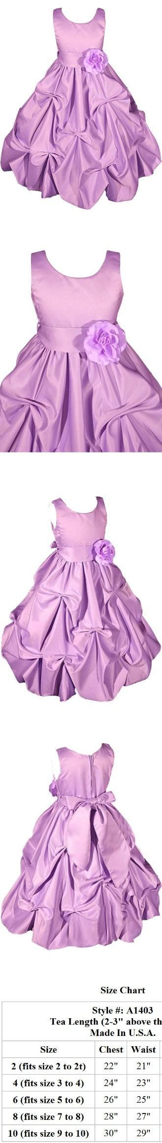 For a flower girl wedding dress pageant holiday dress easter dress