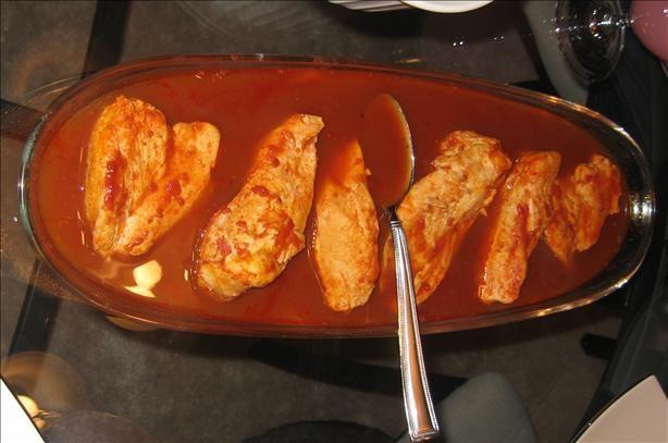 Diet Cola Chicken Recipe - So good so easy. Add onion & parsley ...