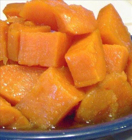 Kentucky Bourbon Sweet Potatoes | recipe to try | Pinterest