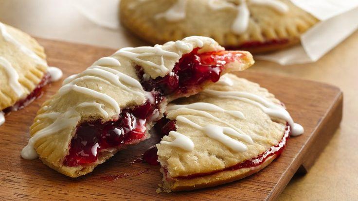 Gluten-Free Cherry Hand Pies ~Pillsbury® Gluten Free refrigerated pie ...