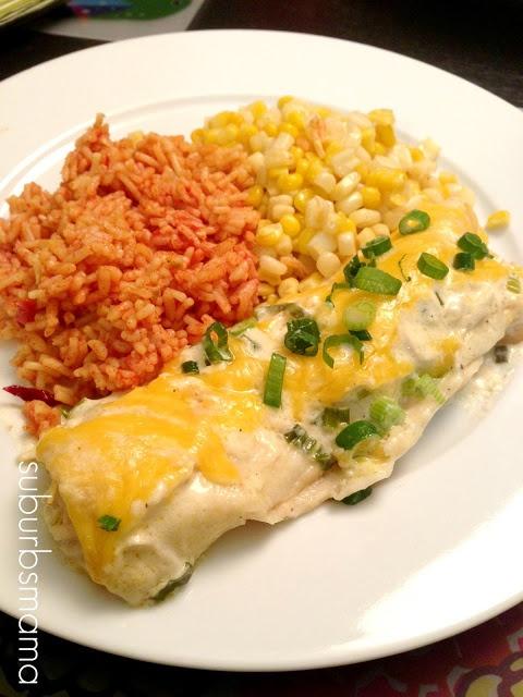 Chicken Enchiladas | Food to Try | Pinterest