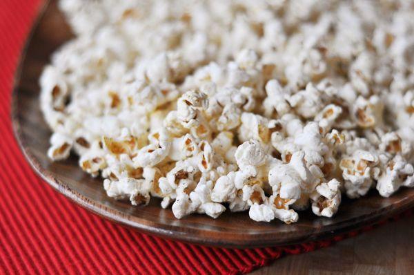 Chile Lime Popcorn | Mel's Kitchen Cafe