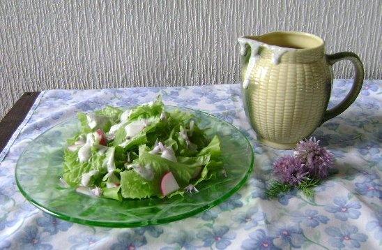 SCD Creamy Herb Dressing (*Use SCD yogurt, Olive Oil & substitute ...