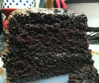 Black Magic Cake | Recipes to Try-Desserts | Pinterest