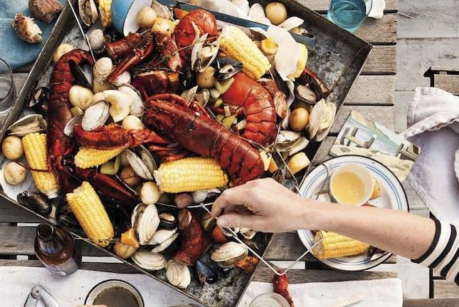 ... clambake stove top clambake easy summer clambake recipes webstop com