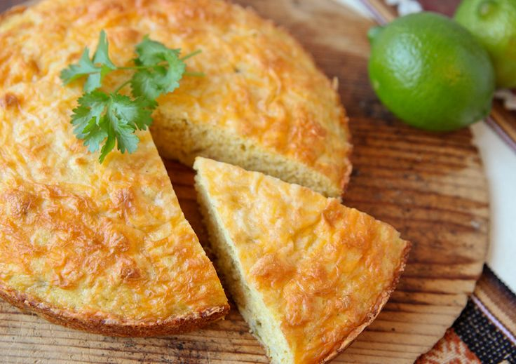 Easy Cheesy Mexican Cornbread | The Daily Dish : betterrecipes # ...