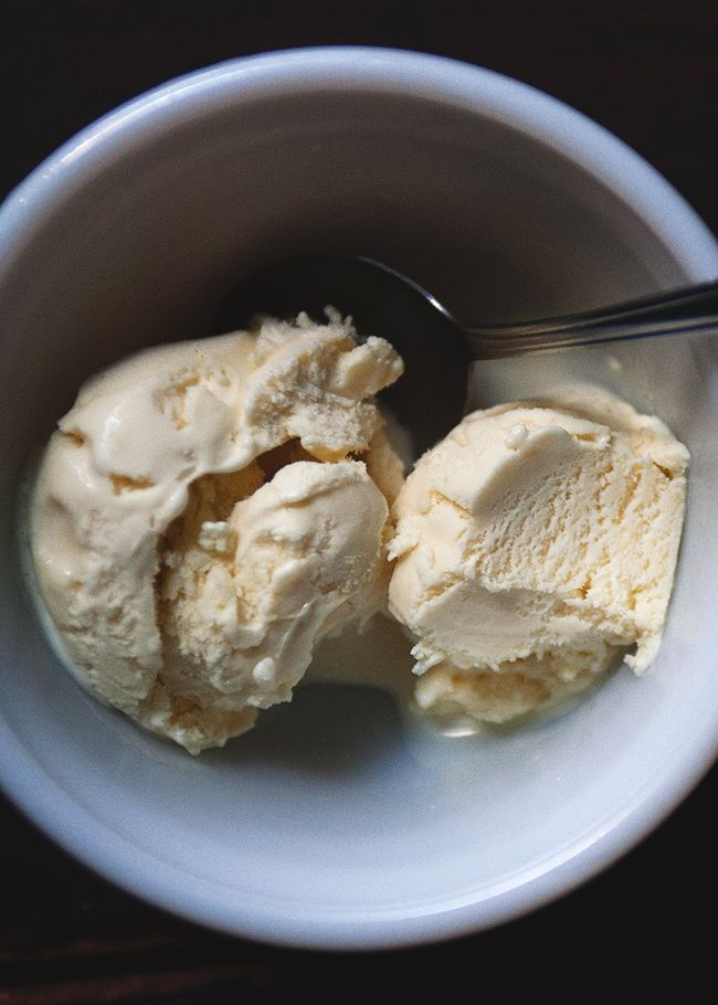 ginger ice cream | Foodie Fun | Pinterest