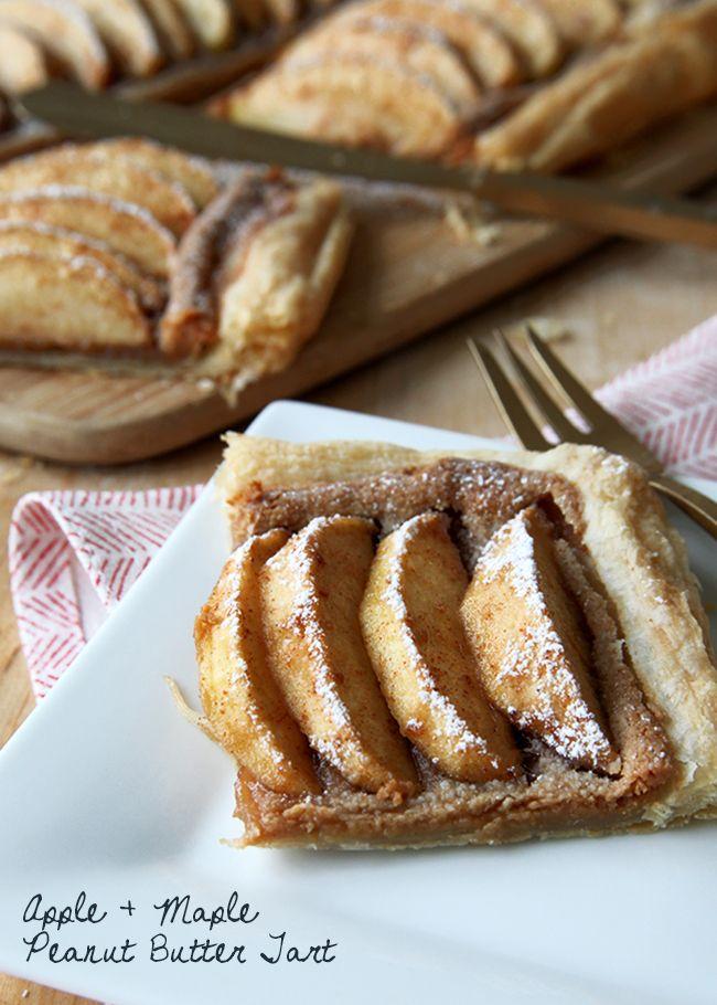 Peanut Butter-Honey Tart With Ganache Glaze Recipe — Dishmaps