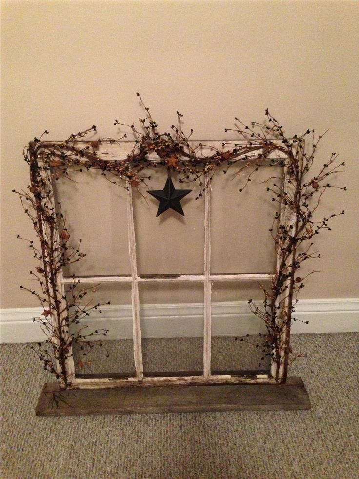 Home Decor With Old Barn Windows Barn Wood Projects Pinterest