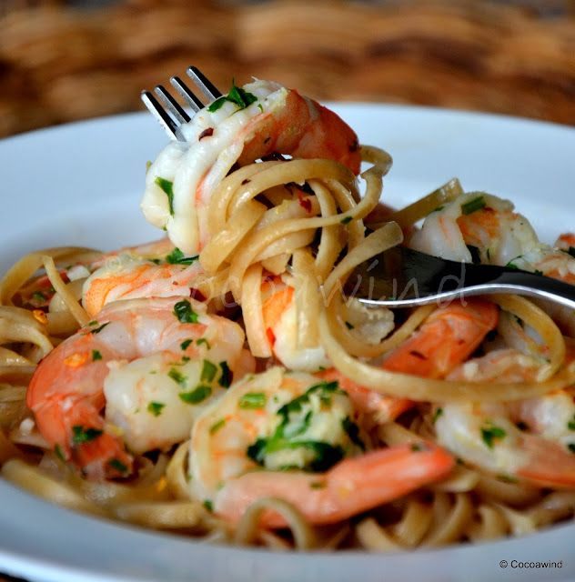 shrimp scampi spaghetti with shrimp scampi simple shrimp scampi recipe ...