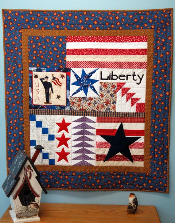 4th of july wall art