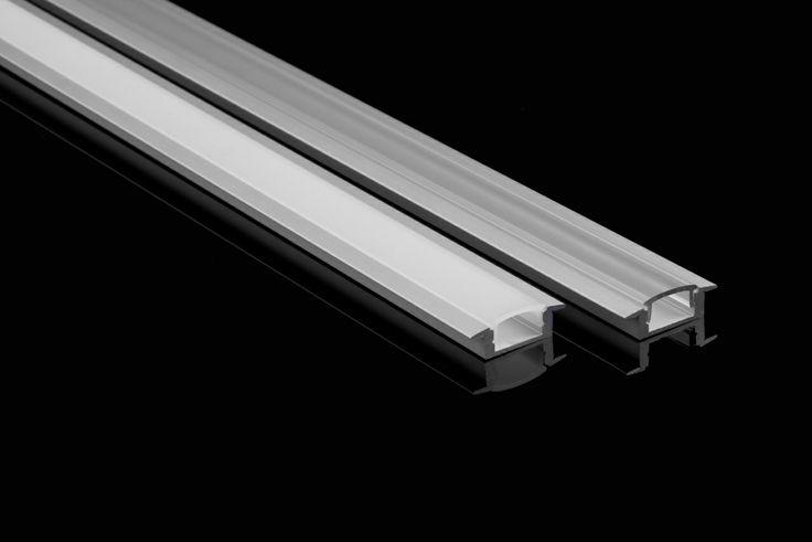 Keuken Plint Profiel : LED Ground Pin