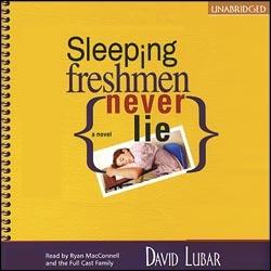 sleeping freshmen never lie book report