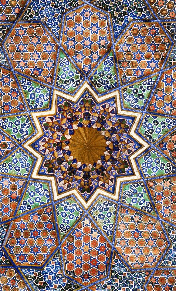 Islamic interlace patterns  Wikipedia