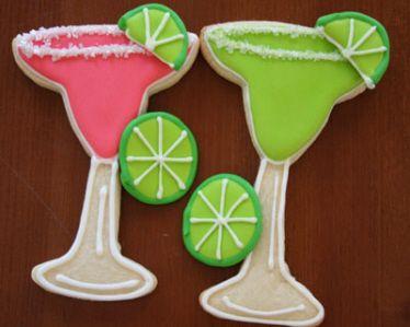 Margarita Cookies | Cake and cookies | Pinterest