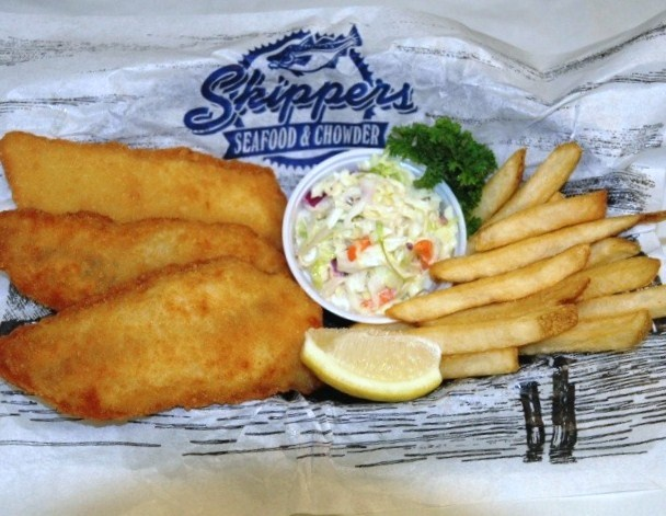 skippers fish and chips favorite places spaces pinterest