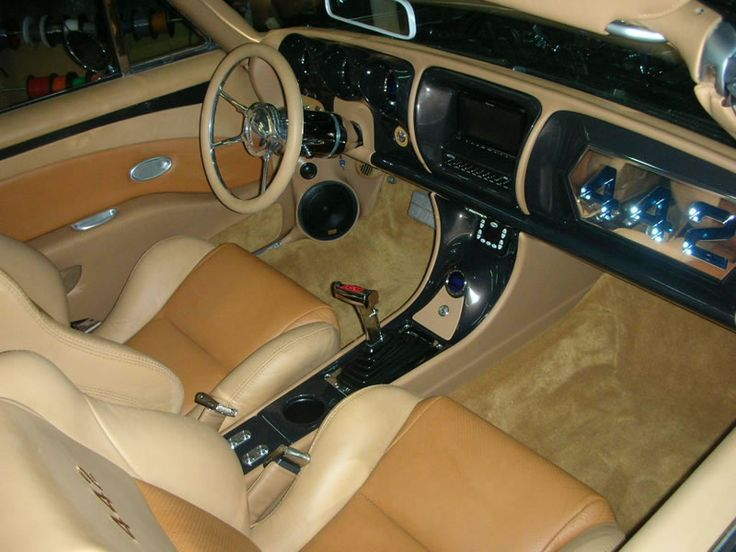 oldsmobile 442 interior custom dash auto addiction interiors pint. Black Bedroom Furniture Sets. Home Design Ideas