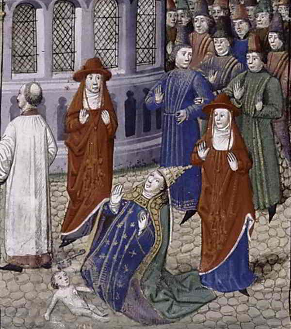 pope joan Considered by most scholars — and the catholic church — to be merely a legend, the story of a 9th century woman pope named joan continues to have a hold on the public's imagination.