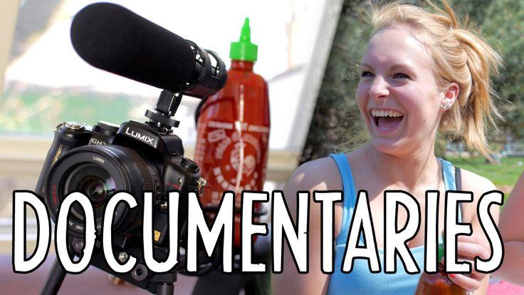 how to write a documentary