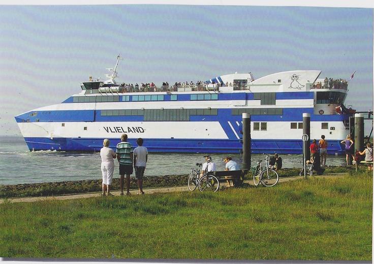 Veerboot Vlieland. | I ♥ VLIELAND | Pinterest