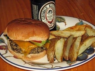 Wild Rice Burgers - I tried these in Duluth at Fitgers Brewery, they ...