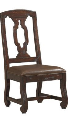 King Arthur Side Chair Dining Rooms Havertys Furniture
