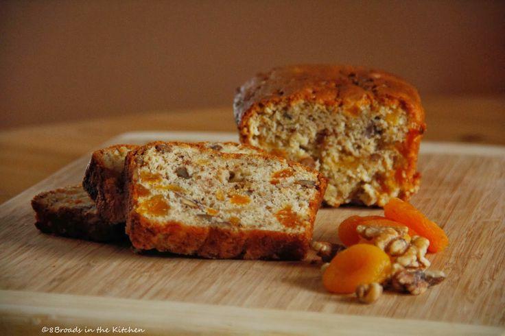 Apricot Breakfast Bread   Recipes   Pinterest