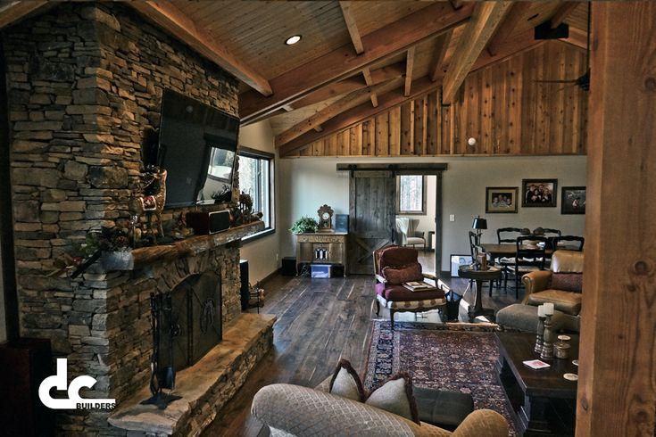 Barn With Living Quarters Dream Home Pinterest