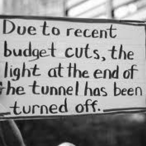 Recent budget cutsloll Funny Pics, Quotes, Sayings