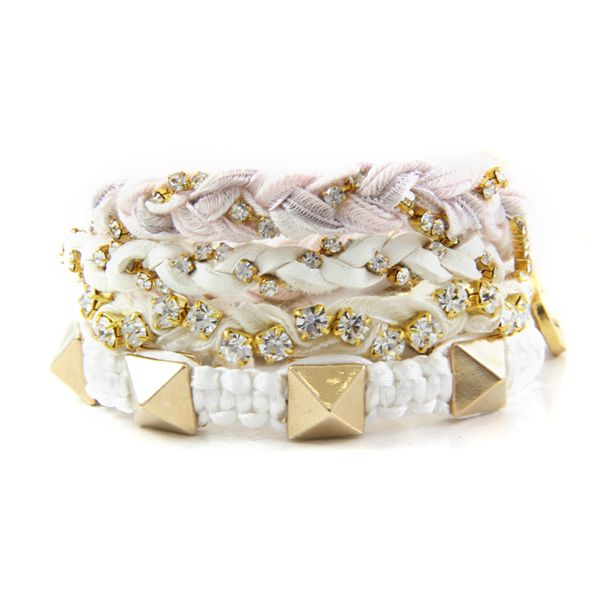 Ettika :: Stacks :: Snow Angel Stack | Ettika : Braided + Macrame | P ...