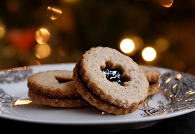 DG's Linzer Sables | Christmas | Pinterest