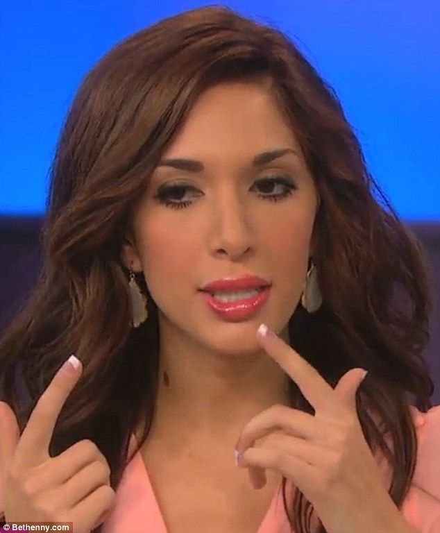 farrah abraham waxed her 4 year old daughter Farrah Abraham Sex TapeFarrah Abraham Mold