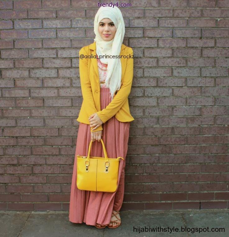 muslim long dress malaysia 2014