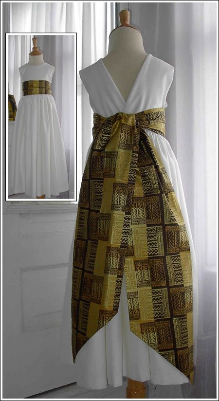 African inspired flower girl dresses wedding day bliss for African inspired wedding dresses