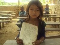 Nepalese schoolgirl -  Please Like, Resolve International - helping  improve health, education and welfare for children and their families; https://www.facebook.com/resolveinternational/info