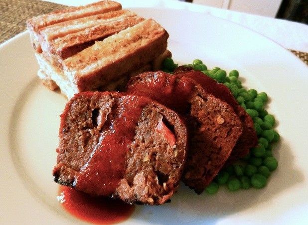 Best Meatloaf Recipe | vegan-meatloaf- Narrow it ahttps topics best ...