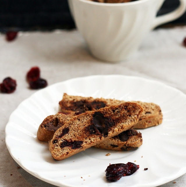 Chocolate chip biscotti | baking sense of things. | Pinterest