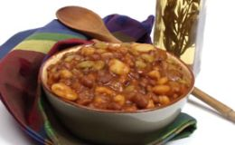 Calico Bean Casserole | Casseroles | Pinterest